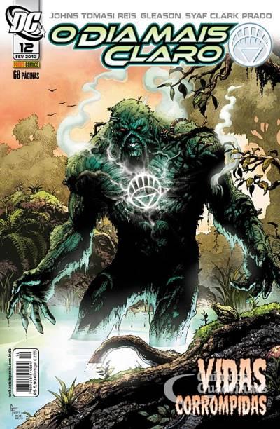 O Lanterna Verde de Geoff Johns - Guia de Leitura 182