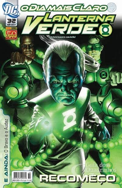 O Lanterna Verde de Geoff Johns - Guia de Leitura 149