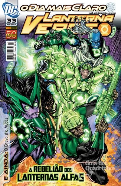 O Lanterna Verde de Geoff Johns - Guia de Leitura 150