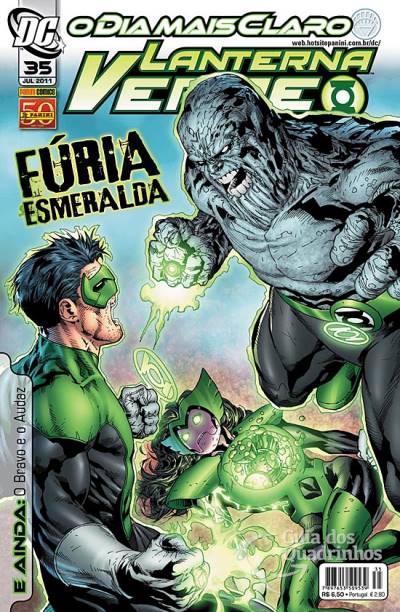O Lanterna Verde de Geoff Johns - Guia de Leitura 152
