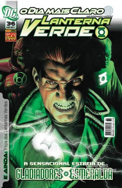 O Lanterna Verde de Geoff Johns - Guia de Leitura 153