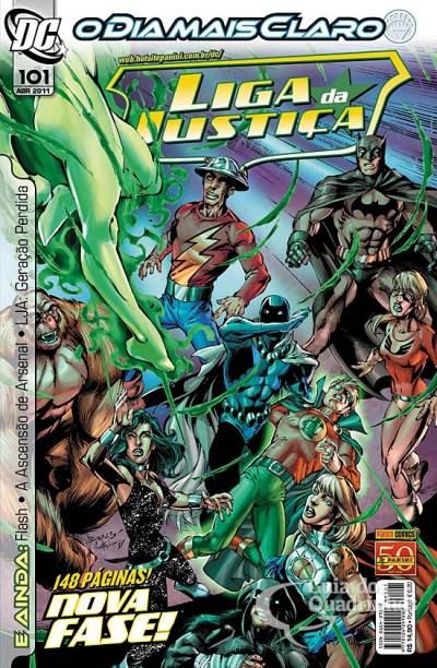 O Lanterna Verde de Geoff Johns - Guia de Leitura 161
