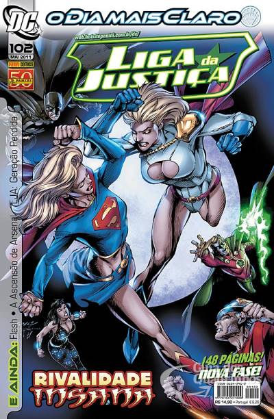 O Lanterna Verde de Geoff Johns - Guia de Leitura 162