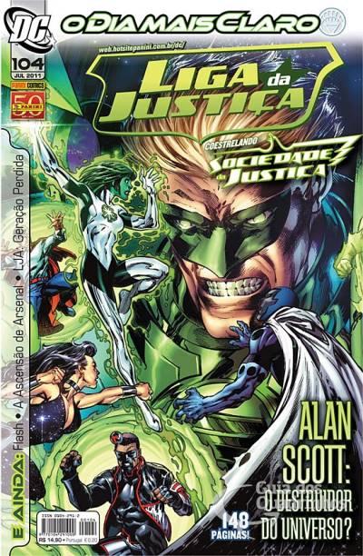 O Lanterna Verde de Geoff Johns - Guia de Leitura 164