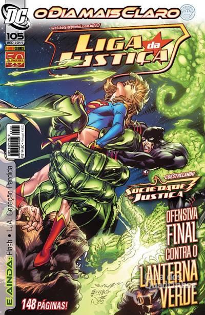 O Lanterna Verde de Geoff Johns - Guia de Leitura 165