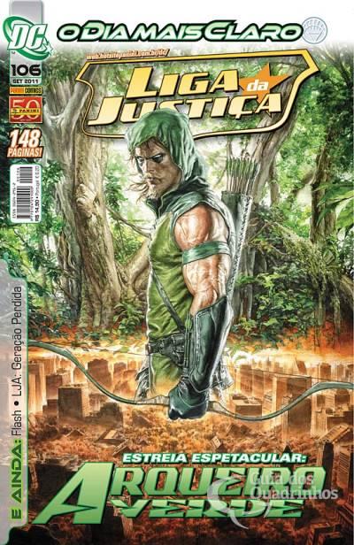 O Lanterna Verde de Geoff Johns - Guia de Leitura 166