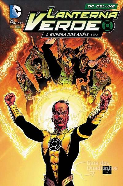 O Lanterna Verde de Geoff Johns - Guia de Leitura 96