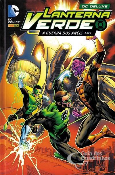 O Lanterna Verde de Geoff Johns - Guia de Leitura 97