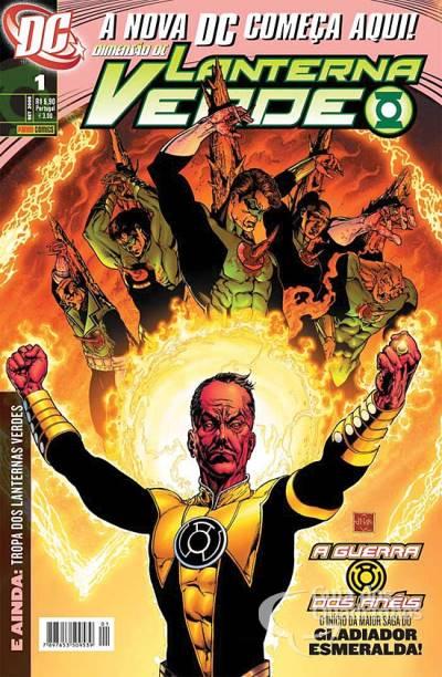 O Lanterna Verde de Geoff Johns - Guia de Leitura 91