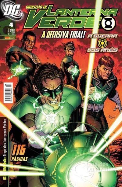 O Lanterna Verde de Geoff Johns - Guia de Leitura 94