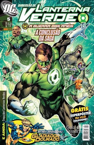 O Lanterna Verde de Geoff Johns - Guia de Leitura 95