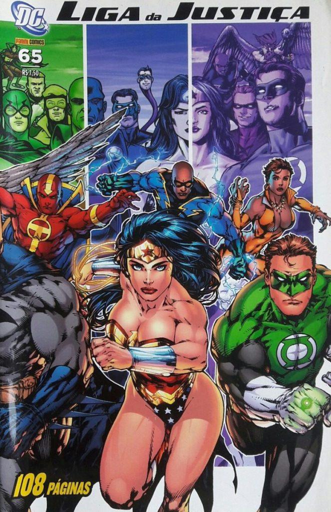O Lanterna Verde de Geoff Johns - Guia de Leitura 77