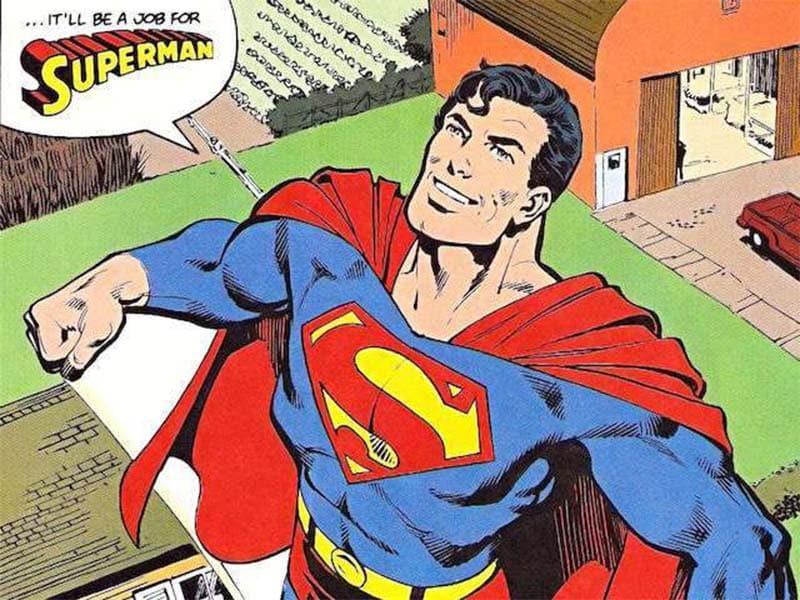 Superman O Homem de Aço - A Reinvenção de John Byrne 2