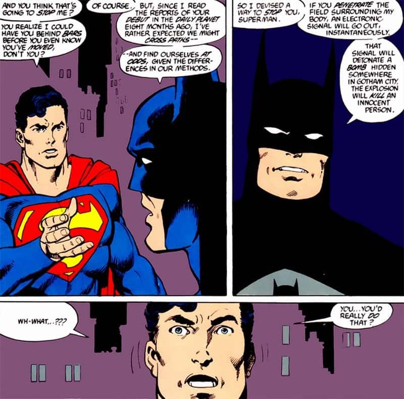 Superman O Homem de Aço - A Reinvenção de John Byrne 3