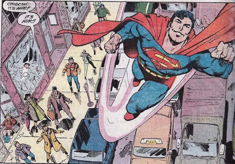 Superman O Homem de Aço - A Reinvenção de John Byrne 1