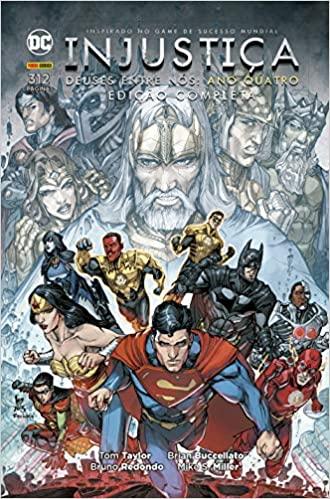O Universo Injustice - Guia 10