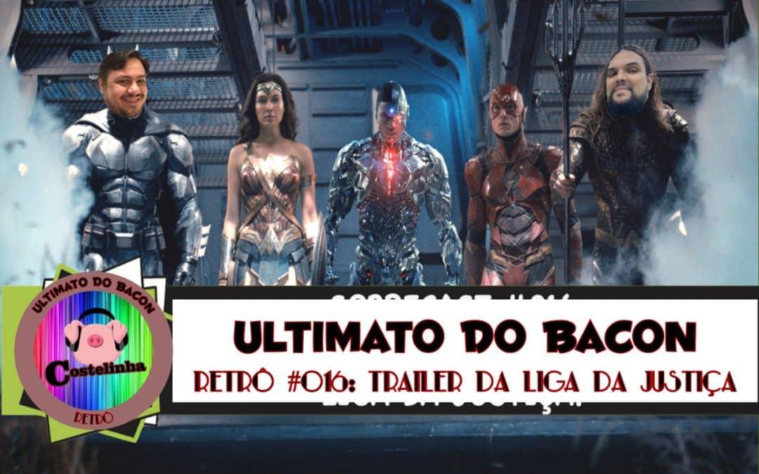 Liga da Justiça – UB Retro 016