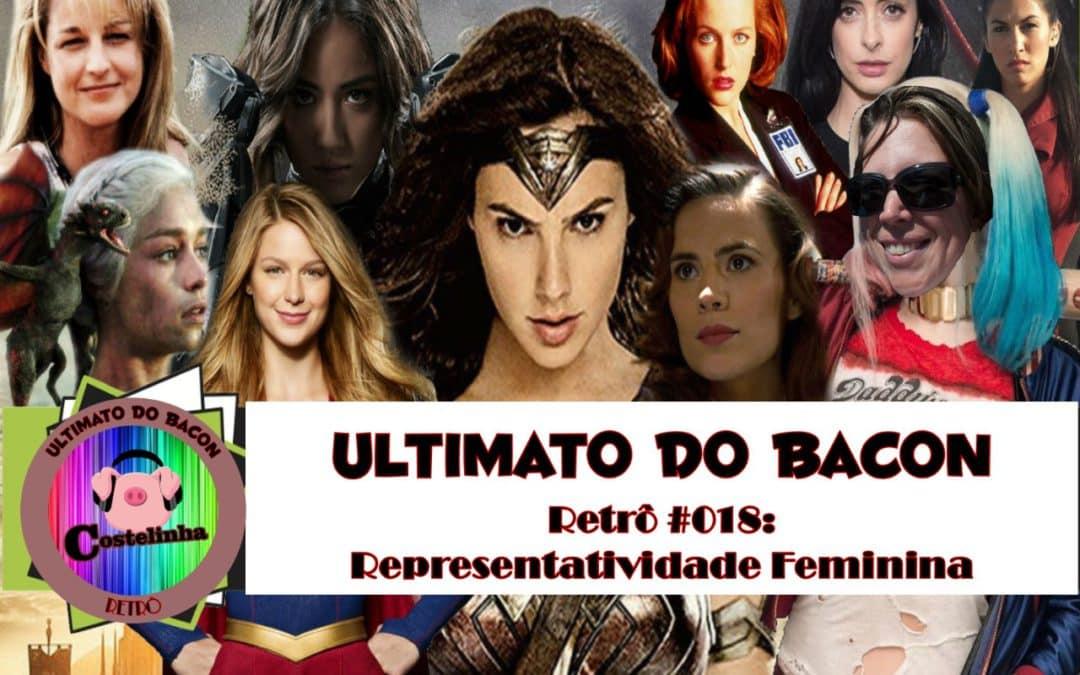 Mulheres do mundo nerd! – UB Retro 018