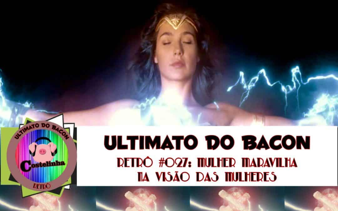Mulher-Maravilha – UB Retro 027