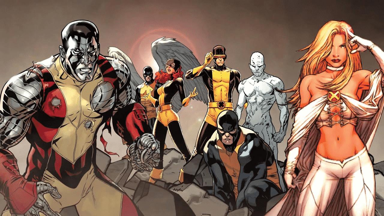 Sagas e HQs DC e Marvel com Viagem no Tempo! 18