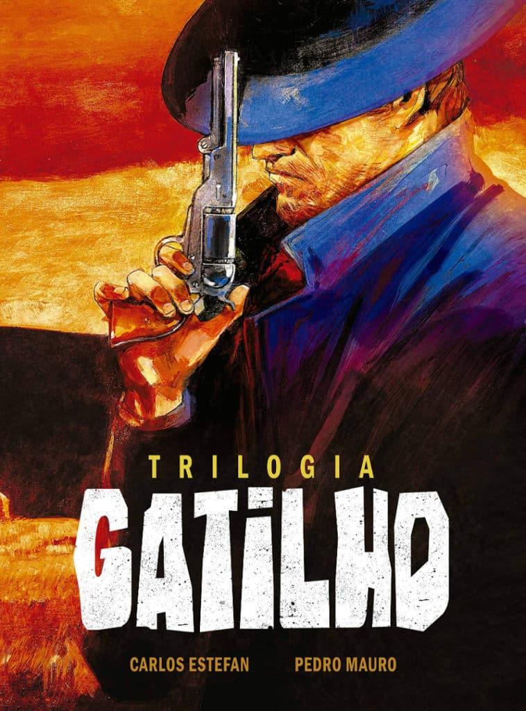 Gatilho - HQs Brasileiras 2