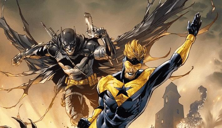 Sagas e HQs DC e Marvel com Viagem no Tempo! 8