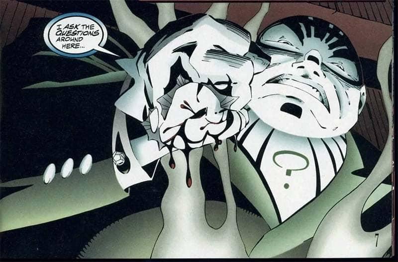 Amálgama Marvel e DC: 7 dos personagens mais diferentes e interessantes 4