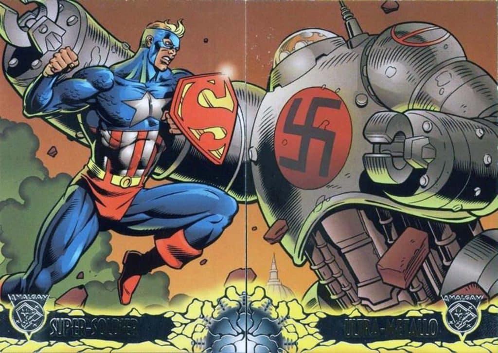 Amálgama Marvel e DC: 7 dos personagens mais diferentes e interessantes 1