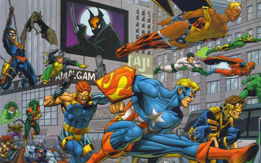 Amálgama Marvel e DC: 7 dos personagens mais diferentes e interessantes