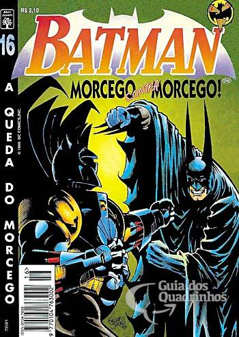 A Queda do Morcego – Guia Definitivo 63