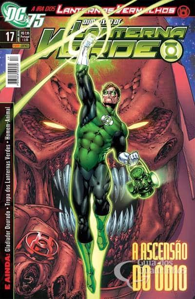 O Lanterna Verde de Geoff Johns - Guia de Leitura 100