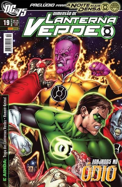 O Lanterna Verde de Geoff Johns - Guia de Leitura 108