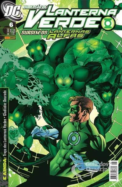 O Lanterna Verde de Geoff Johns - Guia de Leitura 98
