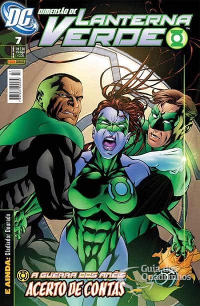 O Lanterna Verde de Geoff Johns - Guia de Leitura 103