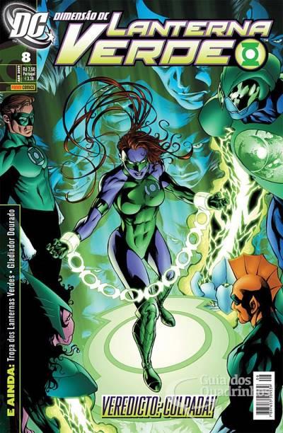 O Lanterna Verde de Geoff Johns - Guia de Leitura 104