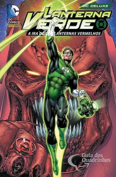 O Lanterna Verde de Geoff Johns - Guia de Leitura 109
