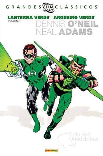 O Lanterna Verde de Geoff Johns - Guia de Leitura 5