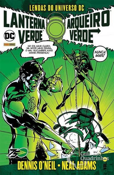 O Lanterna Verde de Geoff Johns - Guia de Leitura 7