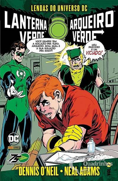 O Lanterna Verde de Geoff Johns - Guia de Leitura 8