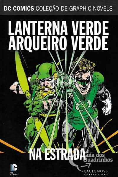 O Lanterna Verde de Geoff Johns - Guia de Leitura 10