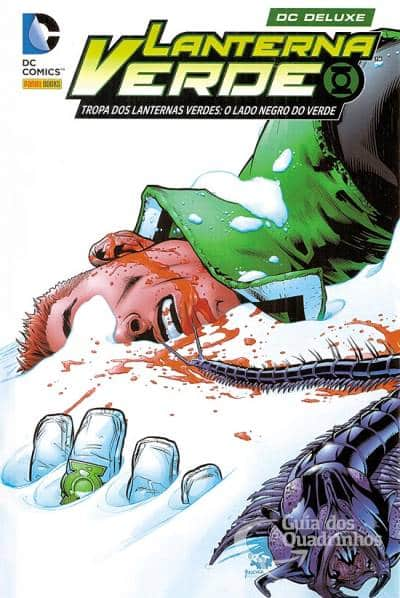 O Lanterna Verde de Geoff Johns - Guia de Leitura 90