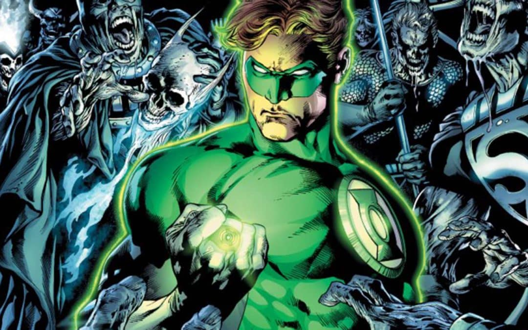 O Lanterna Verde de Geoff Johns – Guia de Leitura