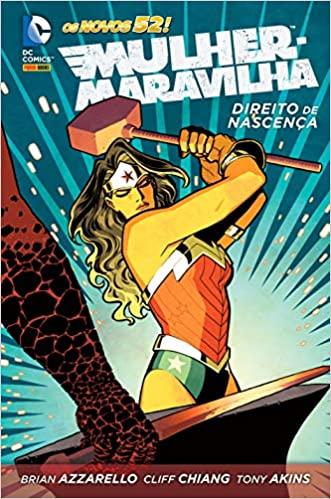 Mulher Maravilha de Brian Azzarello (N52) - Guia de Leitura 2