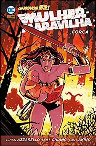 Mulher Maravilha de Brian Azzarello (N52) - Guia de Leitura 3