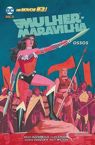 Mulher Maravilha de Brian Azzarello (N52) - Guia de Leitura 6