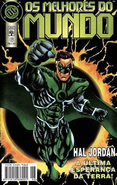 O Lanterna Verde de Geoff Johns - Guia de Leitura 34