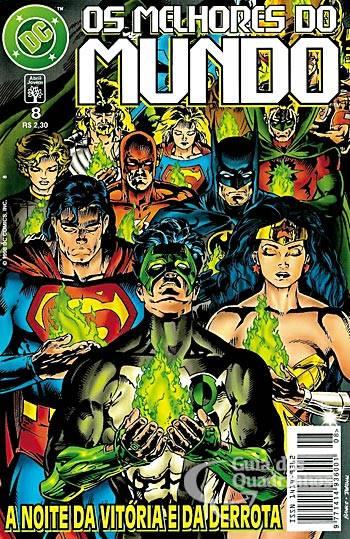 O Lanterna Verde de Geoff Johns - Guia de Leitura 36