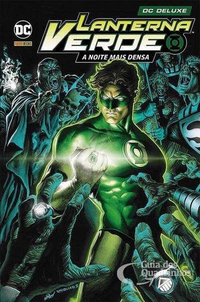 O Lanterna Verde de Geoff Johns - Guia de Leitura 147