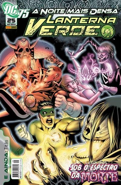O Lanterna Verde de Geoff Johns - Guia de Leitura 117