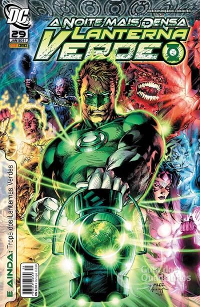 O Lanterna Verde de Geoff Johns - Guia de Leitura 121